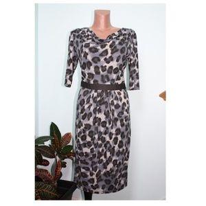 AVA & VIV Shift Sheath Dress Size 6
